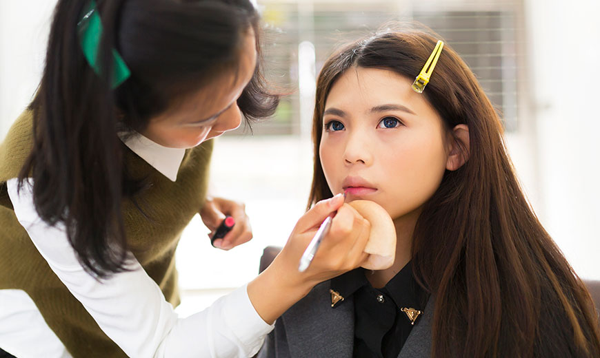 Makeup Course Singapore Wsq Make Up Classes And Lessons Basic