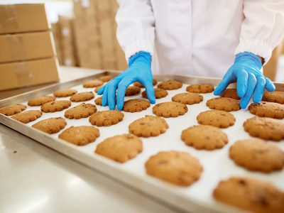 Maintain Safe and Secure Working Environment (Baking)