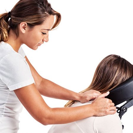 WSQ Provide Seated Chair Massage