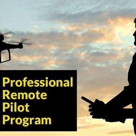Drone Training: Professional Remote Pilot Program