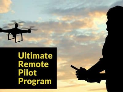 Drone Training: Commercial Remote Pilot Program (CRP)