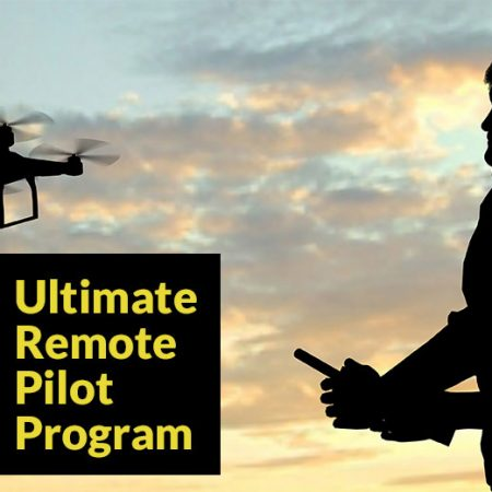 Drone Training: Ultimate Remote Pilot Program
