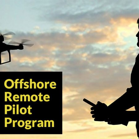 Drone Training: Offshore Drone Pilot Program