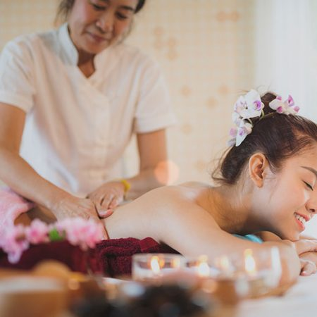 WSQ Provide Full Body Massage with Oil