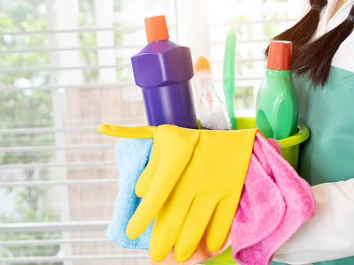 Demonstrate and Apply Understanding of Cleaning Chemicals