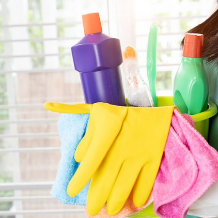 Understanding of Cleaning Chemicals and Apply Cleaning Methods