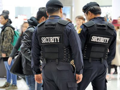 Manage Disorderly Conduct & Threatening Behaviour – Deterrence
