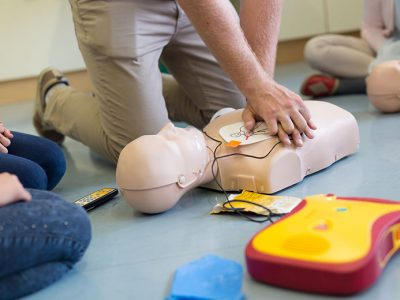 Occupational First Aid (OFA) + AED