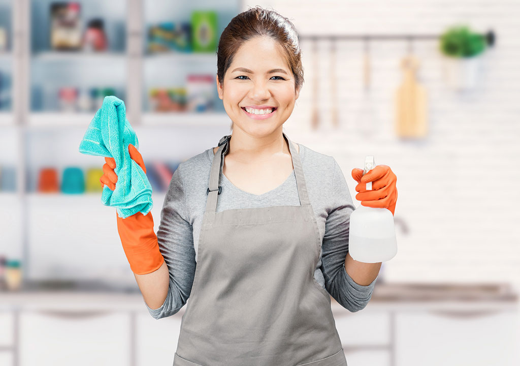 Part Time House Cleaning Job